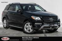 2014 Mercedes-Benz M-Class ML 350 RWD 4dr in Santa Monica