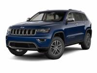 Used 2017 Jeep Grand Cherokee Limited 4x4 SUV in Burnsville, MN.