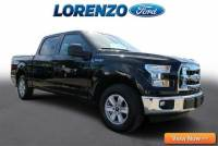 Pre-Owned 2016 Ford F-150 XL RWD Crew Cab Pickup