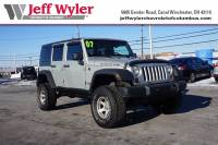 2007 Jeep Wrangler Unlimited Rubicon 4WD Unlimited Rubicon