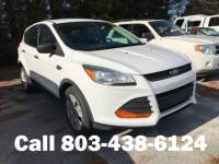 Pre-Owned 2015 Ford Escape S FWD 4D Sport Utility