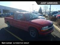 Used 2003 Chevrolet S-10 LS Truck in Bloomington, IL