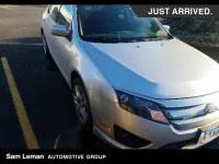 Used 2011 Ford Fusion SE Sedan in Bloomington, IL