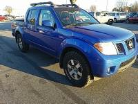 2012 Nissan Frontier PRO Pickup