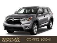 Certified Pre-Owned 2014 Toyota Highlander Limited FWD Sport Utility