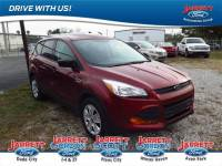 2016 Ford Escape S SUV 4 cyls