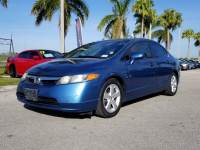 Used 2007 Honda Civic EX Sedan For Sale Tamarac, Florida