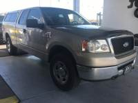 PRE-OWNED 2007 FORD F-150 4WD SUPERCAB 145 XLT 4WD
