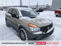 Pre-Owned 2003 Buick Rendezvous CX AWD 4D Sport Utility
