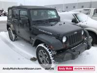 Pre-Owned 2012 Jeep Wrangler Unlimited Rubicon 4WD 4D Sport Utility