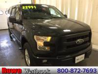 2015 Ford F-150 XL Sport Appearance Package Truck V8