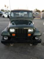 Pre-Owned 1995 Jeep Wrangler SE 4WD