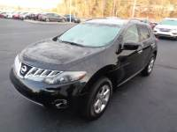 Pre-Owned 2010 Nissan Murano SL AWD