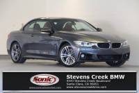 Pre Owned 2015 BMW 435i Convertible