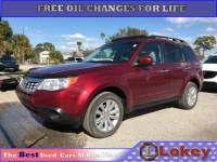 Used 2011 Subaru Forester 2.5X SUV in Clearwater, FL