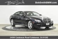 Certified Used 2015 BMW 6 Series 4dr Sdn 640i RWD Gran Coupe