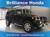 Pre-Owned 2008 Hummer H3 Luxury 4D Sport Utility 4WD