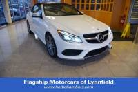 2014 Mercedes-Benz E 550 Cabriolet in Lynnfield