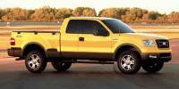 Used 2004 Ford F-150 4WD SuperCab Styleside 5-1/2 Ft Box Lariat