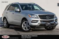 Used 2012 Mercedes-Benz M-Class ML 350 SUV