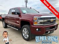 2015 Chevrolet Silverado 2500HD Built After Aug 14 High Country Pickup
