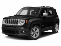Used 2017 Jeep Renegade Limited FWD SUV in Carrollton