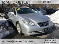 Certified Pre-Owned 2007 Lexus ES 350 FWD 4D Sedan