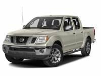 2017 Nissan Frontier SL Truck Crew Cab