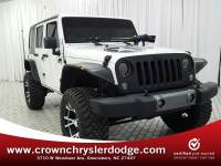Pre-Owned 2014 Jeep Wrangler Unlimited Sport 4x4 SUV in Greensboro NC