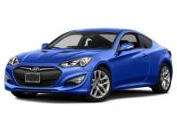Pre-Owned 2015 Hyundai Genesis Coupe 3.8 Coupe in Greensboro NC