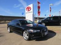 Used 2016 Audi A6 2.0T Premium Plus Sedan FrontTrak For Sale in Houston