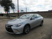 Used 2017 Toyota Camry SE Sedan FWD For Sale in Houston