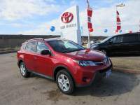 Used 2015 Toyota RAV4 LE SUV FWD For Sale in Houston