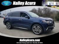 Pre-Owned 2017 Acura MDX w/Advance Pkg in Atlanta GA