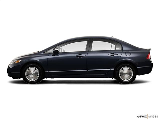 Used 2008 Honda Civic Hybrid Sedan For Sale Grapevine, TX