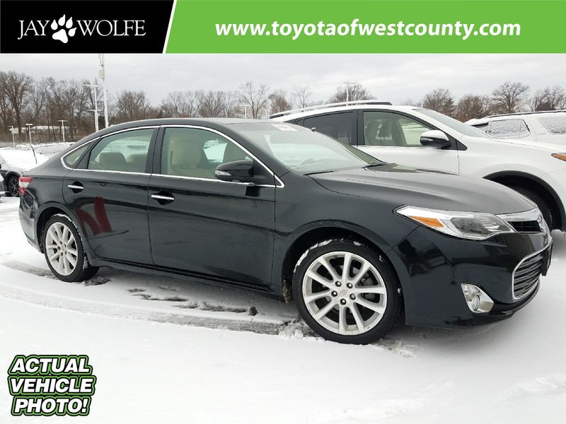 Certified Pre-Owned 2014 TOYOTA AVALON 4DR SDN LIMITED Front Wheel Drive Sedan