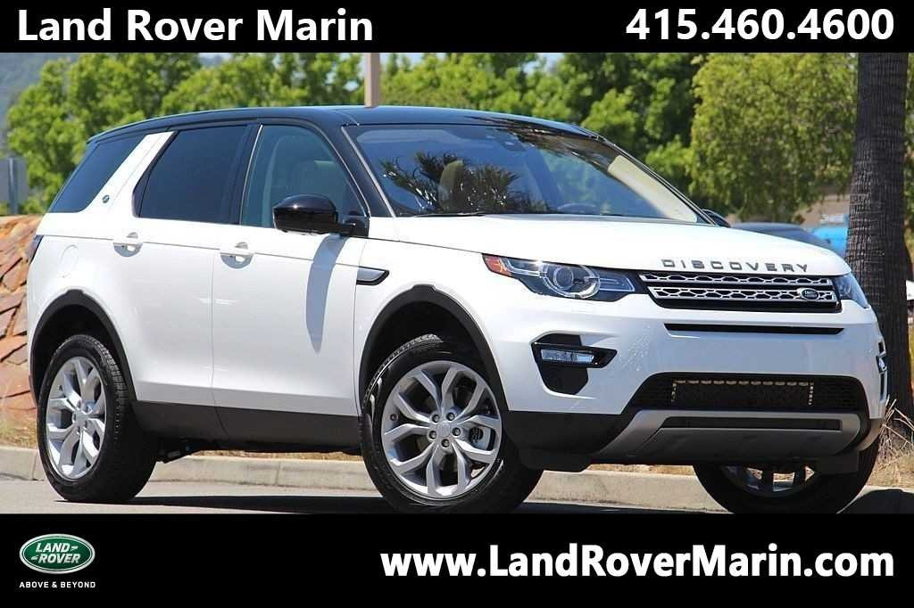 Photo Pre-Owned 2017 Land Rover Discovery Sport HSE SUV in Corte Madera, CA