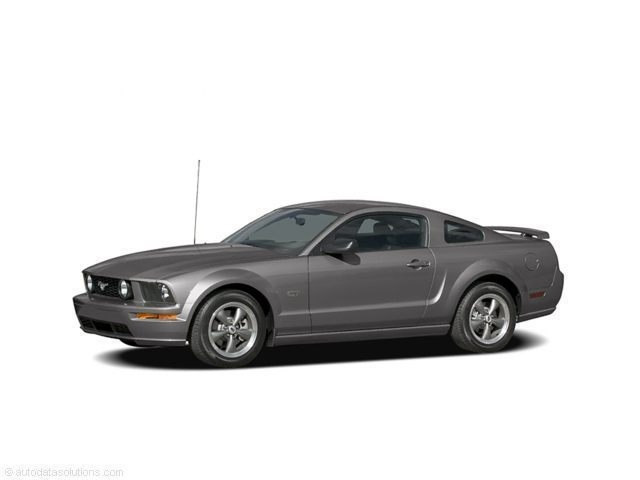 Photo Pre-Owned 2007 Ford Mustang Coupe Rear-wheel Drive Fort Wayne, IN
