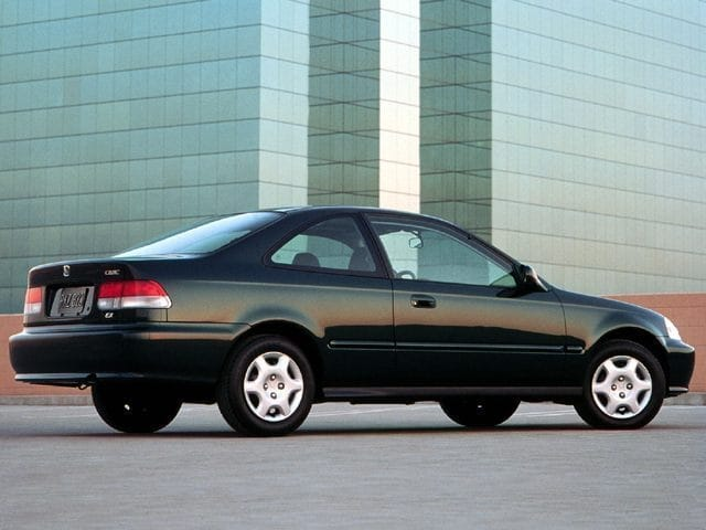 Photo Used 1999 Honda Civic EX Coupe For Sale Leesburg, FL