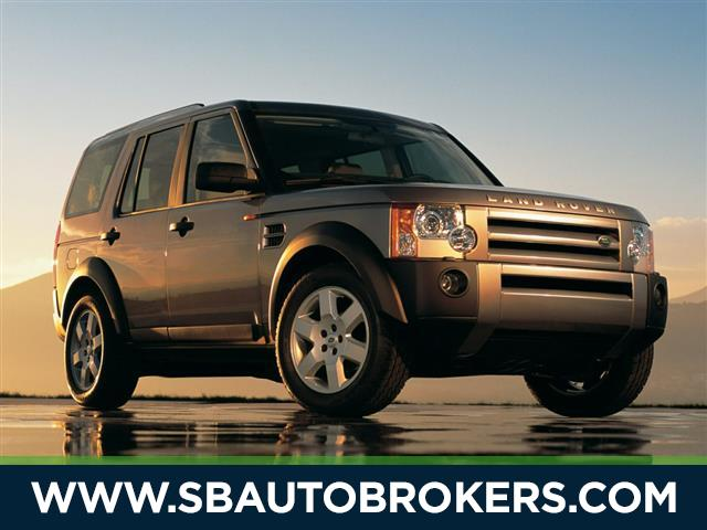 Photo 2008 Land Rover LR3 HSE