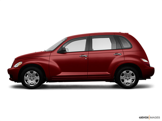 Photo 2009 Chrysler PT Cruiser Touring SUV Front-wheel Drive - Used Car Dealer Serving Fresno, Tulare, Selma,  Visalia CA