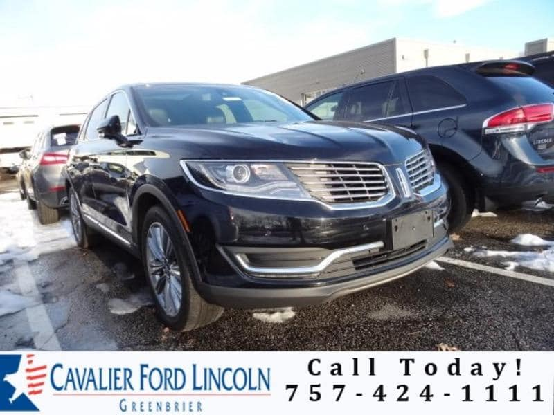 2016 Lincoln MKX Reserve SUV V6 24V GDI DOHC Twin Turbo