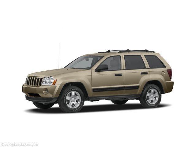 2006 Jeep Grand Cherokee Laredo SUV 4x4