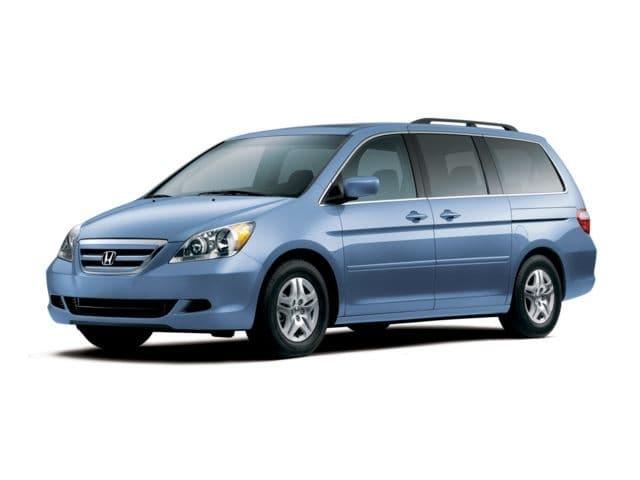 2007 Honda Odyssey EX-L Minivan/Van