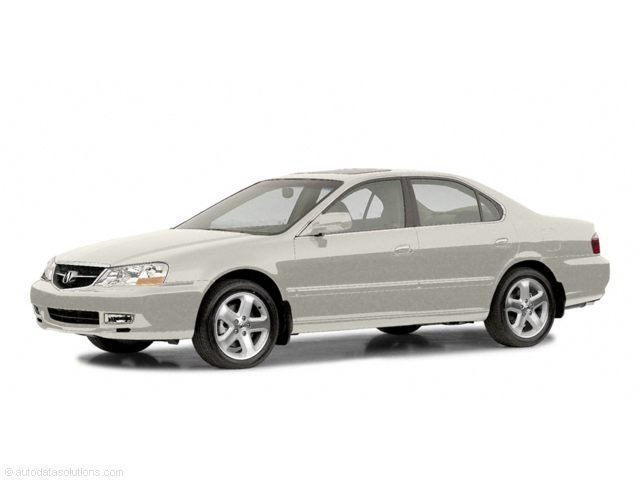 Photo Used 2002 Acura TL Type S wNavigation Sedan For Sale in Colorado Springs, CO