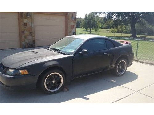 2001 Ford Mustang 3.8L V6