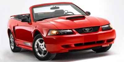 Used 2003 Ford Mustang 2dr Conv GT Premium