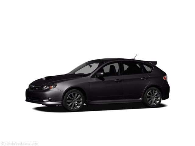 Photo Used 2011 Subaru Impreza WRX in Marysville, WA