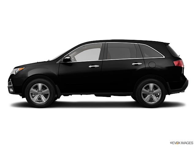 Photo Used 2012 Acura MDX 4DR AWD in Limerick, PA near Pottstown, PA