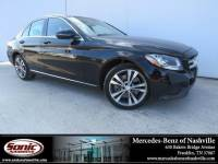 2016 Mercedes-Benz C-Class C 300 Sport 4dr Sdn 4matic in Franklin